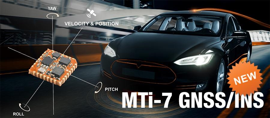 MTI7 gnssINS