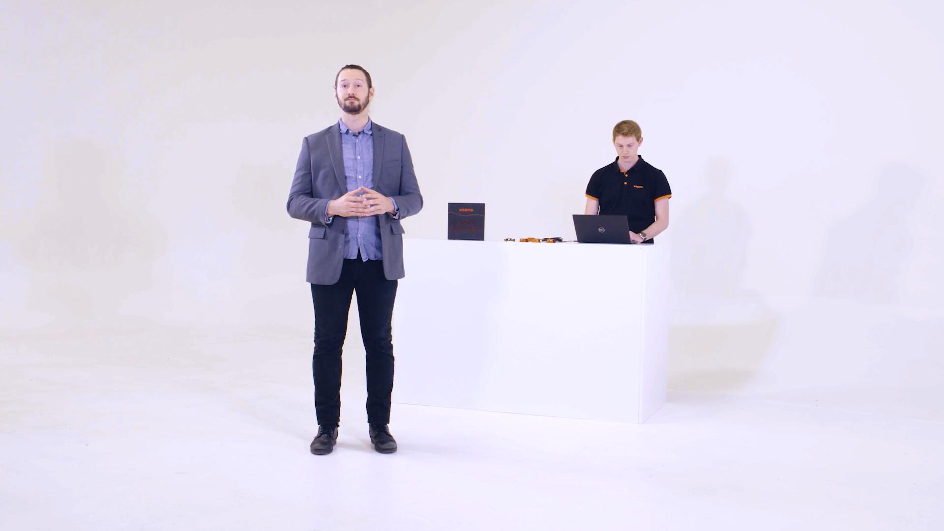 Xsens Online Demo - MTi Series